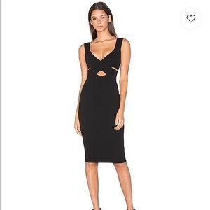 Nookie Rendezvous Midi Dress